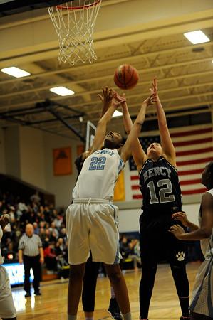 2015 Mercy versus Kearney girls basketball