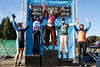 Women A On-the-Day Podium