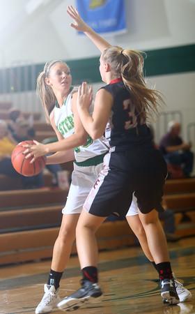 11-12-15<br /> Eastern girls basketball<br /> Emily Richards<br /> Kelly Lafferty Gerber   Kokomo Tribune