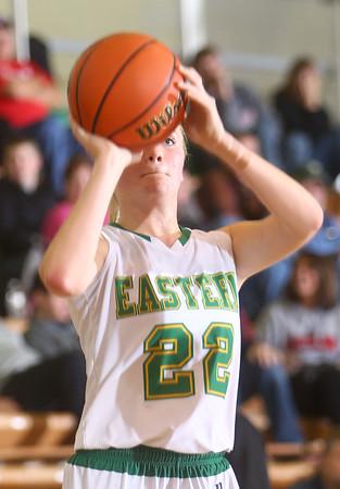 11-12-15<br /> Eastern girls basketball<br /> Ashlynn Hochstedler<br /> Kelly Lafferty Gerber | Kokomo Tribune