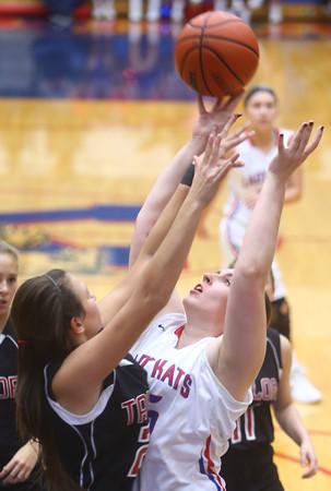 11-11-15<br /> Kokomo vs Taylor girls basketball<br /> <br /> Kelly Lafferty Gerber | Kokomo Tribune