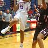 11-5-15<br /> Kokomo vs North Central girls basketball<br /> Jayda Andrews<br /> Kelly Lafferty Gerber | Kokomo Tribune