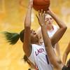 11-5-15<br /> Kokomo vs North Central girls basketball<br /> Quaynika Merriweather<br /> Kelly Lafferty Gerber | Kokomo Tribune