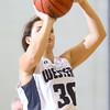 9-10-15<br /> Western girls basketball<br /> Clair Lechner<br /> Kelly Lafferty Gerber | Kokomo Tribune