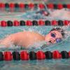 11-17-15<br /> WHS vs KHS swimming<br /> Western's Brittany Lake in the 500 Yard Freestyle<br /> Kelly Lafferty Gerber | Kokomo Tribune