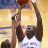 11-11-15<br /> Kokomo vs Taylor girls basketball<br /> Kokomo's Olivia Wilson<br /> Kelly Lafferty Gerber | Kokomo Tribune