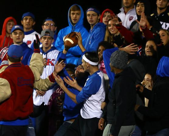 11-6-15<br /> Kokomo football sectional win<br /> <br /> Kelly Lafferty Gerber   Kokomo Tribune