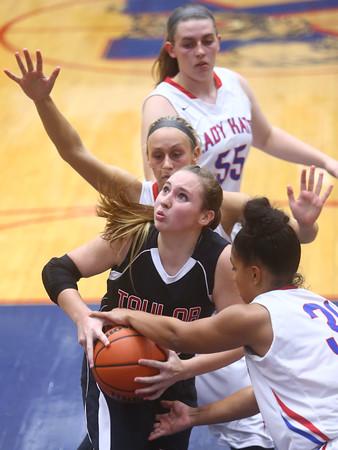 11-11-15<br /> Kokomo vs Taylor girls basketball<br /> <br /> Kelly Lafferty Gerber   Kokomo Tribune