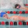 11-17-15<br /> WHS vs KHS swimming<br /> Kokomo's Jessica Estep in the 100 Yard Freestyle<br /> Kelly Lafferty Gerber | Kokomo Tribune