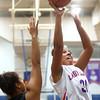 11-5-15<br /> Kokomo vs North Central girls basketball<br /> Allie Lowe<br /> Kelly Lafferty Gerber | Kokomo Tribune
