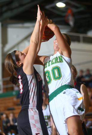 11-12-15<br /> Eastern girls basketball<br /> Emily Richards<br /> Kelly Lafferty Gerber | Kokomo Tribune