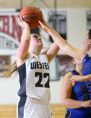 9-10-15<br /> Western girls basketball<br /> Kaylee Penning<br /> Kelly Lafferty Gerber   Kokomo Tribune