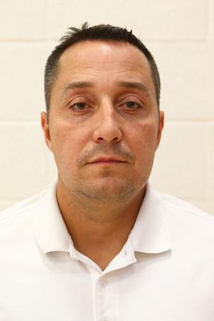 Coach Jim Gish