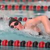11-17-15<br /> WHS vs KHS swimming<br /> Western's Grace Lupoi in the 100 Yard Freestyle<br /> Kelly Lafferty Gerber | Kokomo Tribune