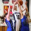 9-10-15<br /> Western girls basketball<br /> Sarah Connolly<br /> Kelly Lafferty Gerber | Kokomo Tribune