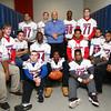 11-17-15<br /> Coach Colby and the senior Wildkats football players headed to semistate.<br /> Kelly Lafferty Gerber | Kokomo Tribune