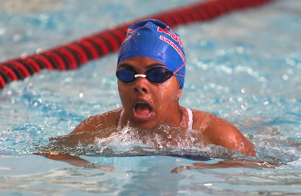 11-17-15<br /> WHS vs KHS swimming<br /> Kokomo's Aditi Sood in the 200 Yard IM<br /> Kelly Lafferty Gerber | Kokomo Tribune