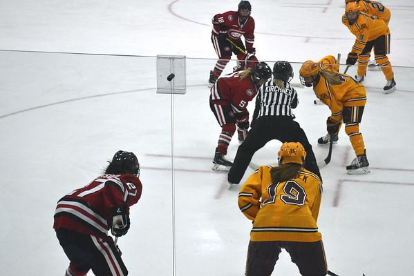 112414 Women's Hockey vs Minnesota