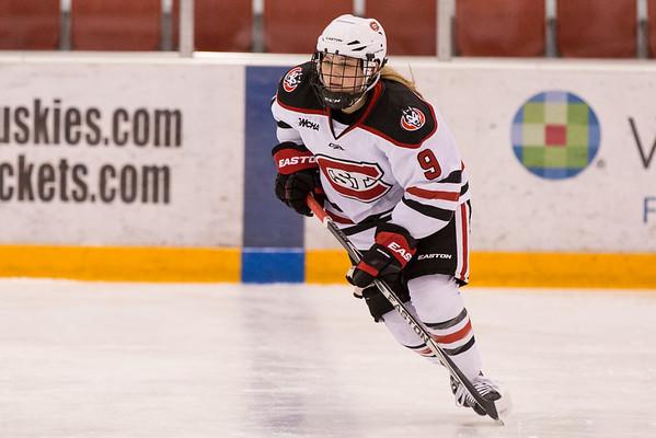 Women's Hockey vs. Wisconsin Nov. 22, 2014