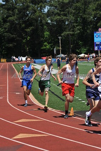 2015 State Track 4x800 001