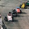 John P. Cleary / The Herald Bulletin<br /> Little 500 race.