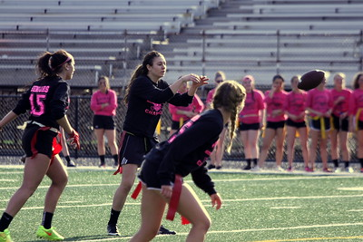 2015 Powderpuff Football