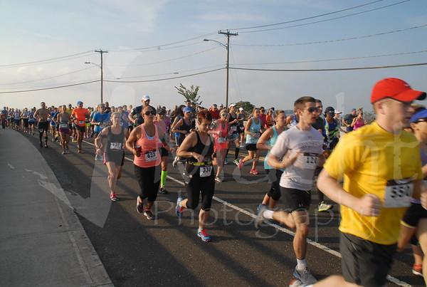2015 Gulf Beach Half Marathon