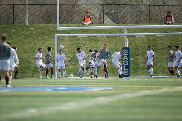Juan Diego vs Morgan boys varsity soccer