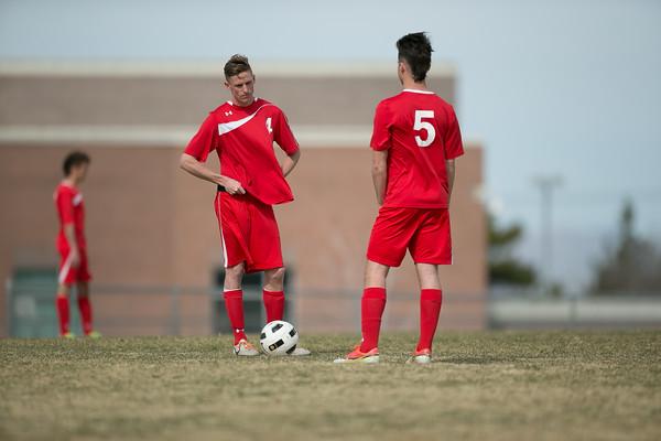 Uinta vs Tooele Boys Varsity Soccer