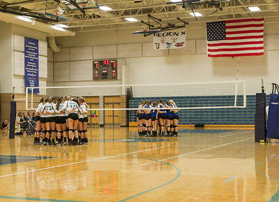 JD vs Stansbury Varsity Volleyball