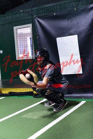 Baseball Practice 120815 for 2016 season