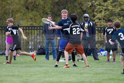 2015 DCSAA Ultimate Frisbee Championship