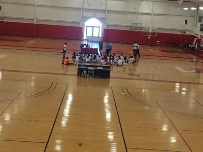 2015- St. Johns Basket ball Camp