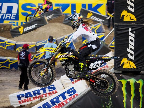 Supercross Las Vegas - 2 May 2015