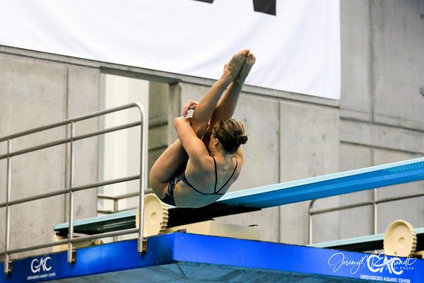 FSU Women's Swimming and Diving