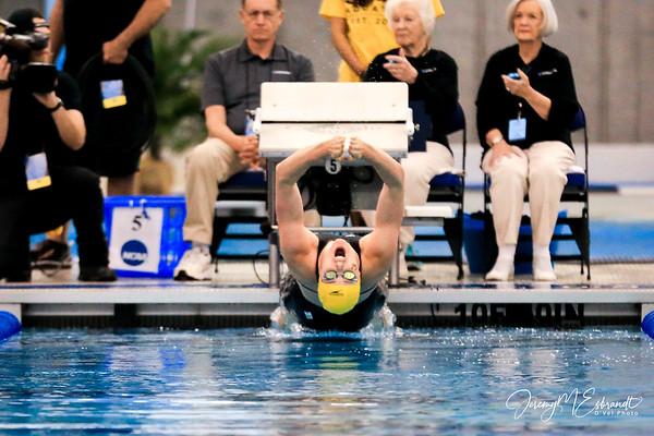 Missy Franklin - Cal Swimmer