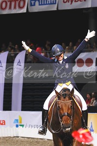 3.10.2015 Dressage FEI World CupTM Grand Prix