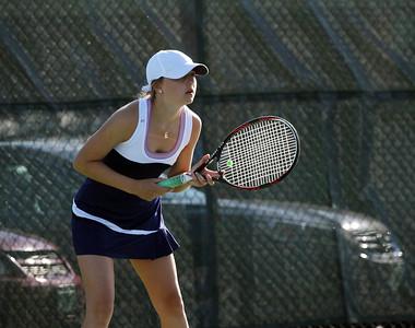 2015 Tennis vs CVU