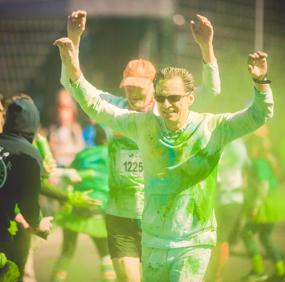 """The Color Run by Alvogen 2015 