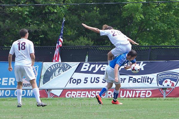 2015 U18 NC Mens Soccer Championship