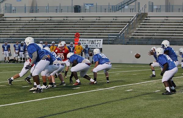 2015 Victory Bowl 3rd Qtr