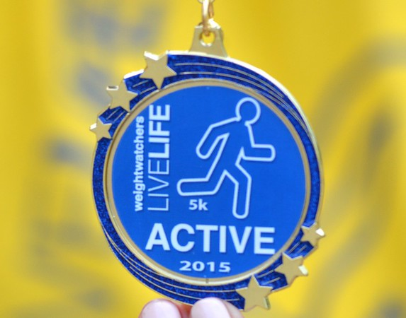 2015 Weight Watchers Cleveland Area - Live Life Active 5k