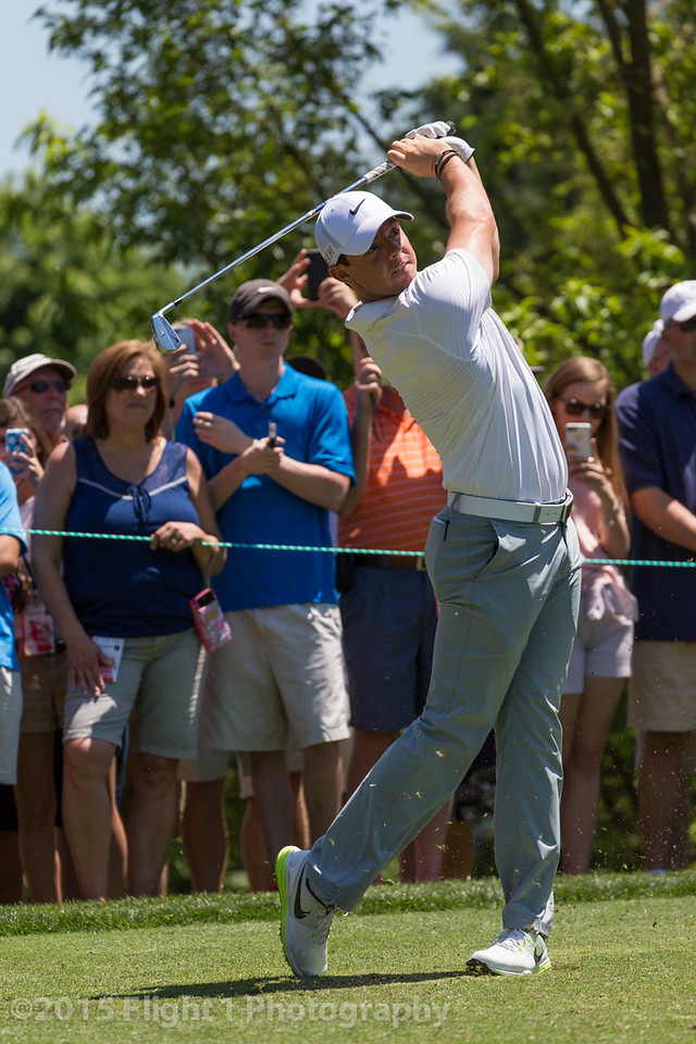 2015 Wells Fargo Champion Rory McIlroy