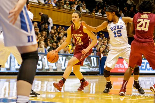 2015 - 2016 Women's College Basketball Season