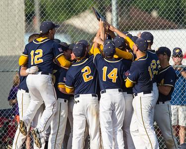 2015-06-04 Aquinas Baseball vs Riverdale
