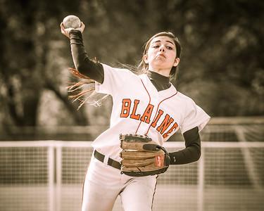 Blaine High School Fastpitch