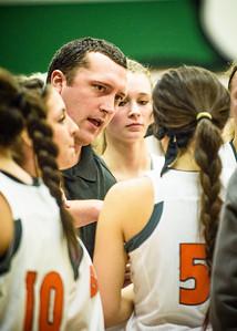 Blaine HS Girls Basketball 2015