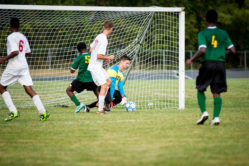Kings vs Pine Forge Academy Win - 4-2