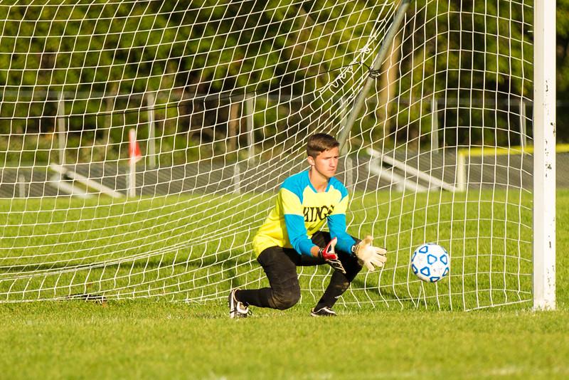 Kings Christian vs Solebury - Win 7-0