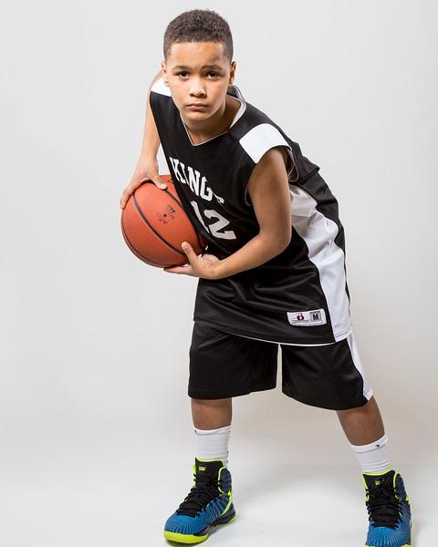 Kings Christian Middle School Boys Basketball Individual Shots